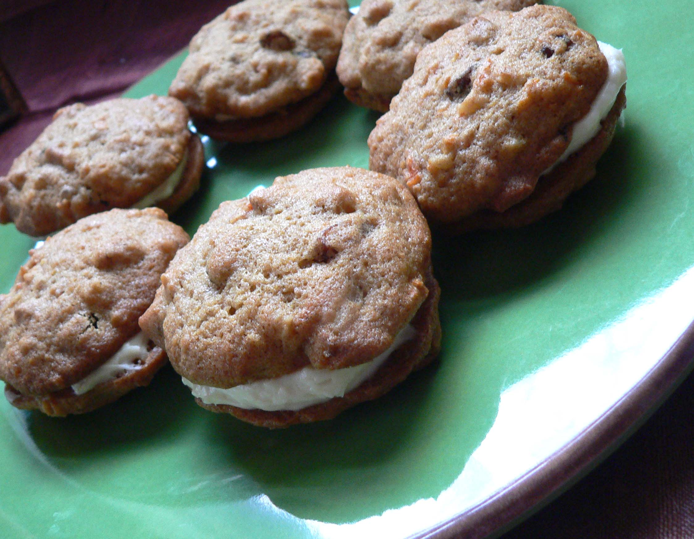 inside out carrot cake cookies more carrot cake cookies inside out ...