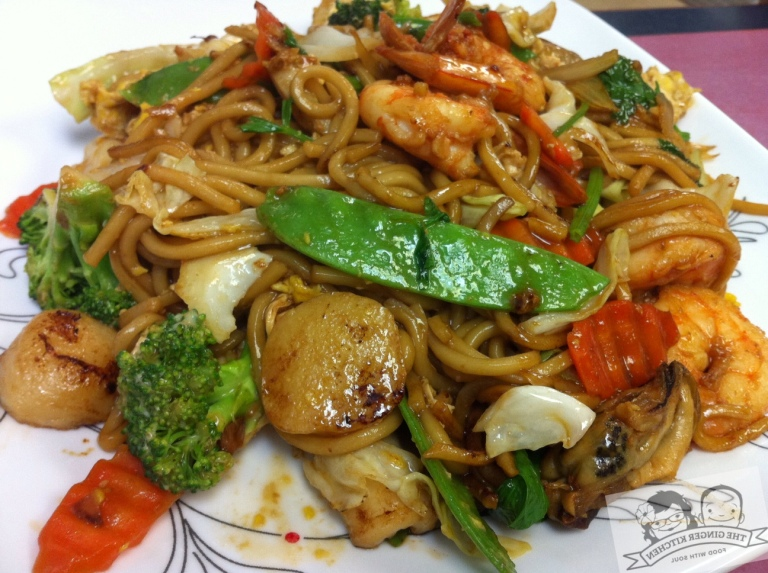 Fried Noodle $6.50